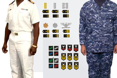 US Navy Ranks